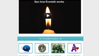 Evertalk Facebook App
